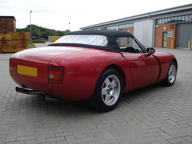 2002 TVR Griffith #15