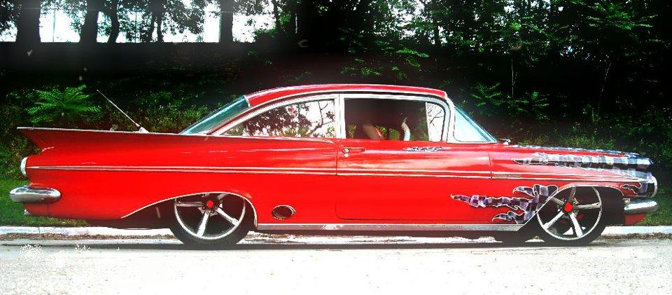 1959 Chevrolet Bel Air #9