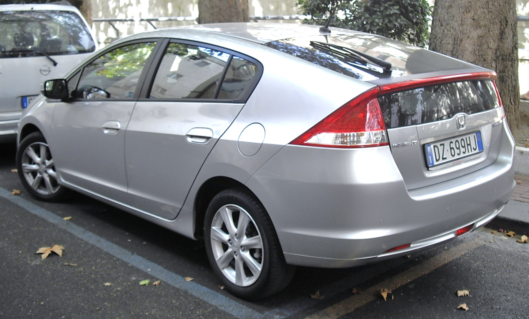 2010 Honda Insight #5