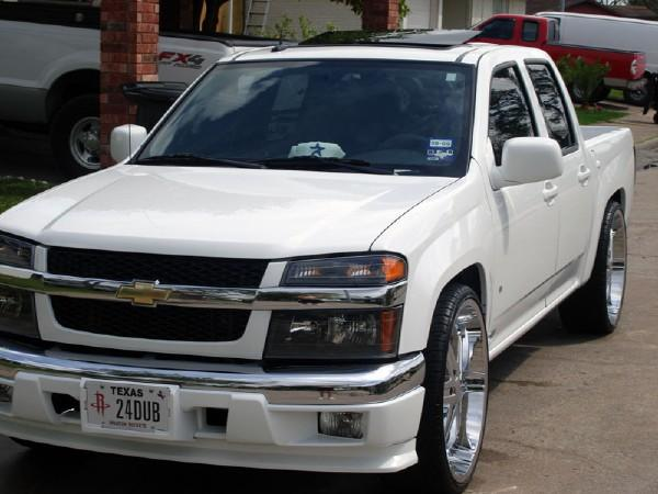 2008 Chevrolet Colorado #11