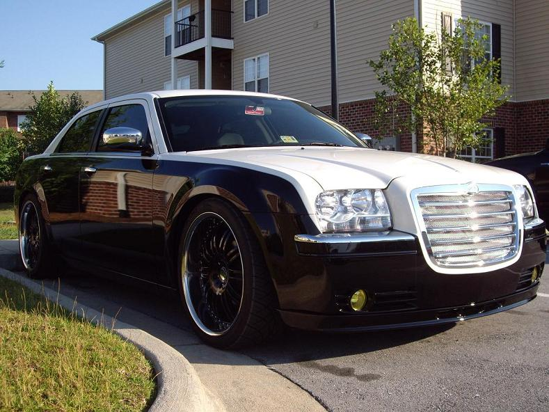 2006 Chrysler 300 #7