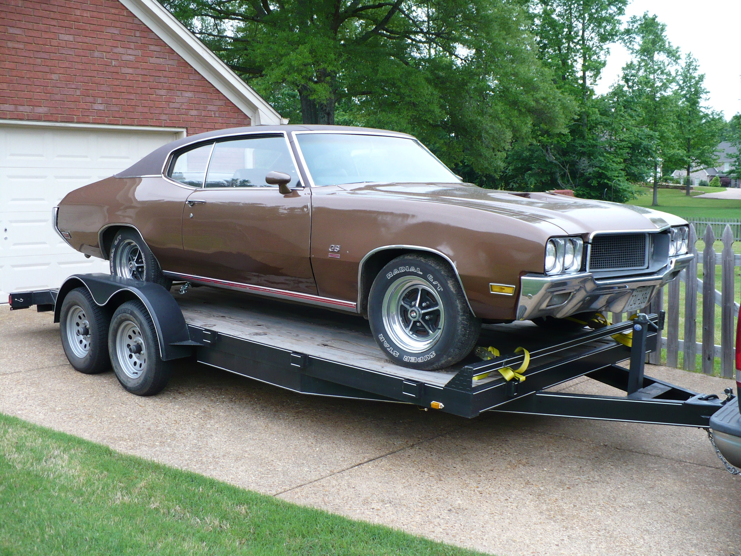 1970 Buick GS #17
