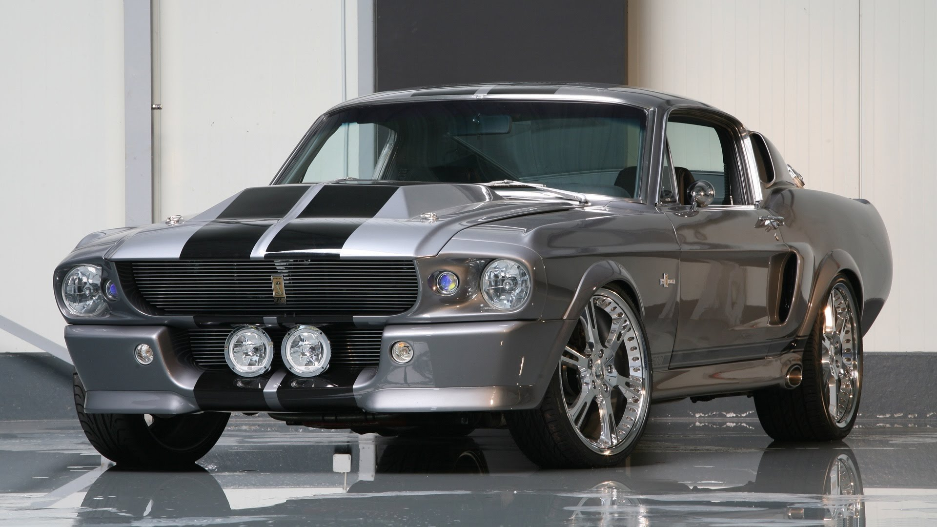 2009 Ford Shelby GT 500 #17
