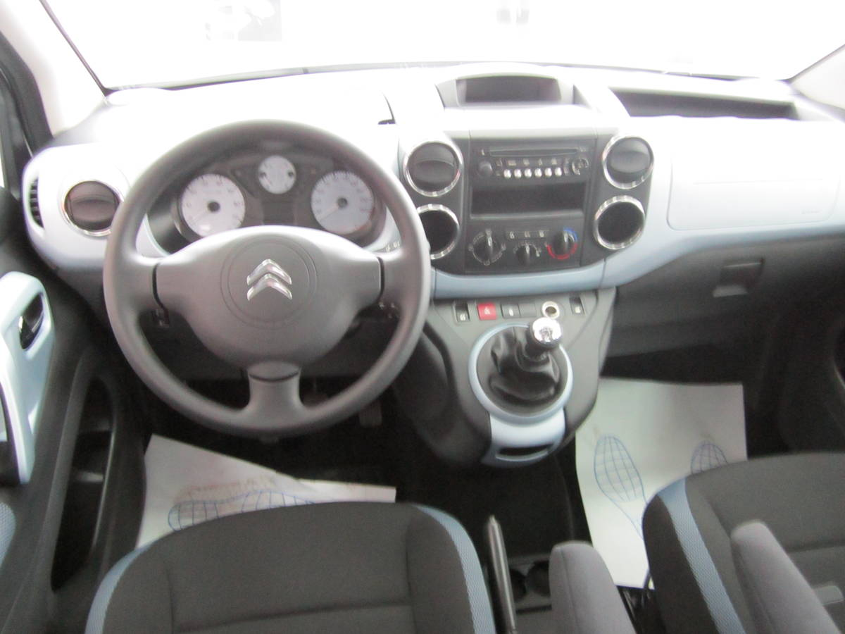2012 Citroen Berlingo #4