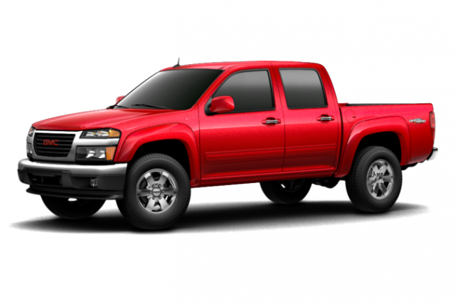 2012 GMC Canyon #11