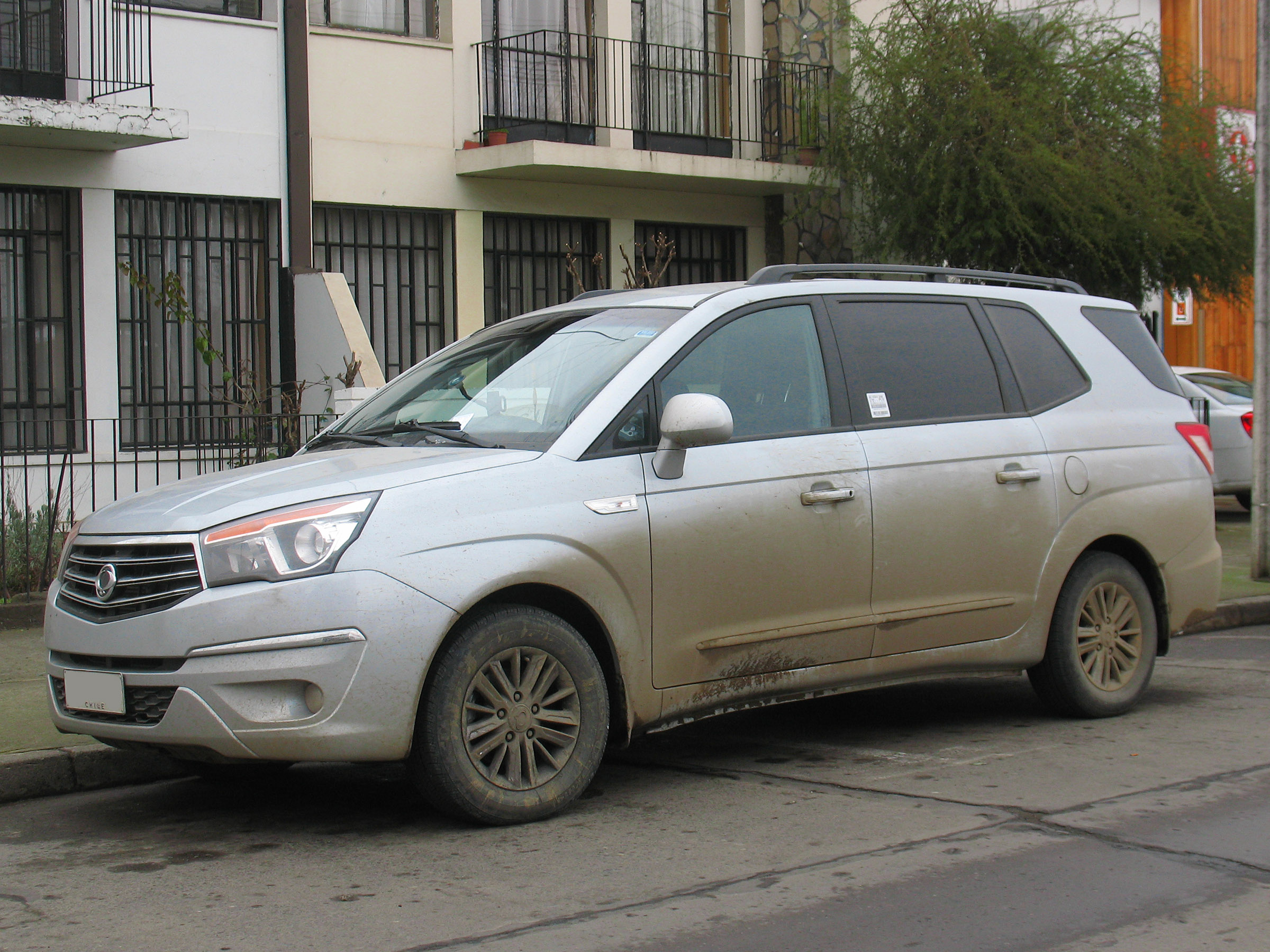 2012 Ssangyong Stavic #7