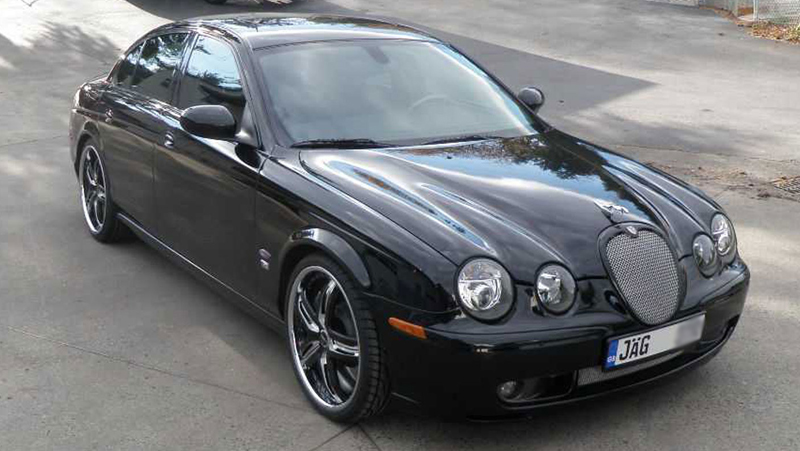 2006 Jaguar S-type #3