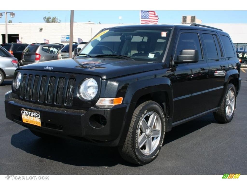 2008 Jeep Patriot #4