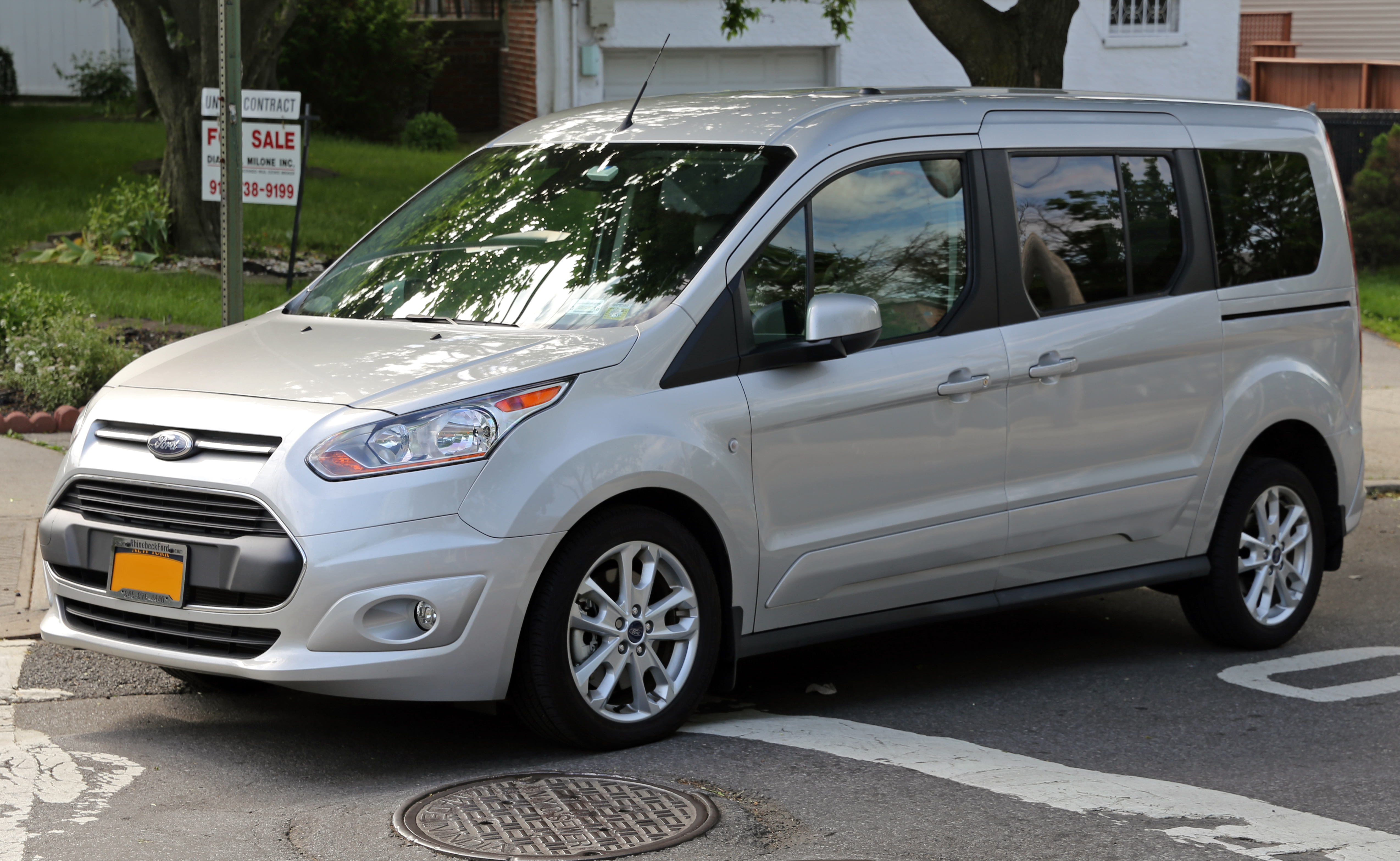 2014 Ford Transit Connect #10
