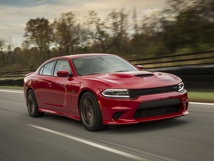 2015 Dodge Charger #5