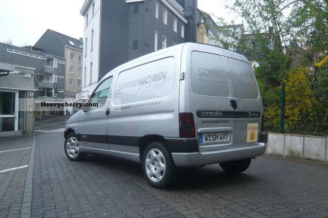 2001 Citroen Berlingo #7