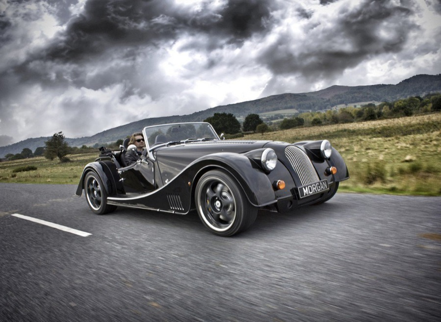 Morgan Plus 8 #14