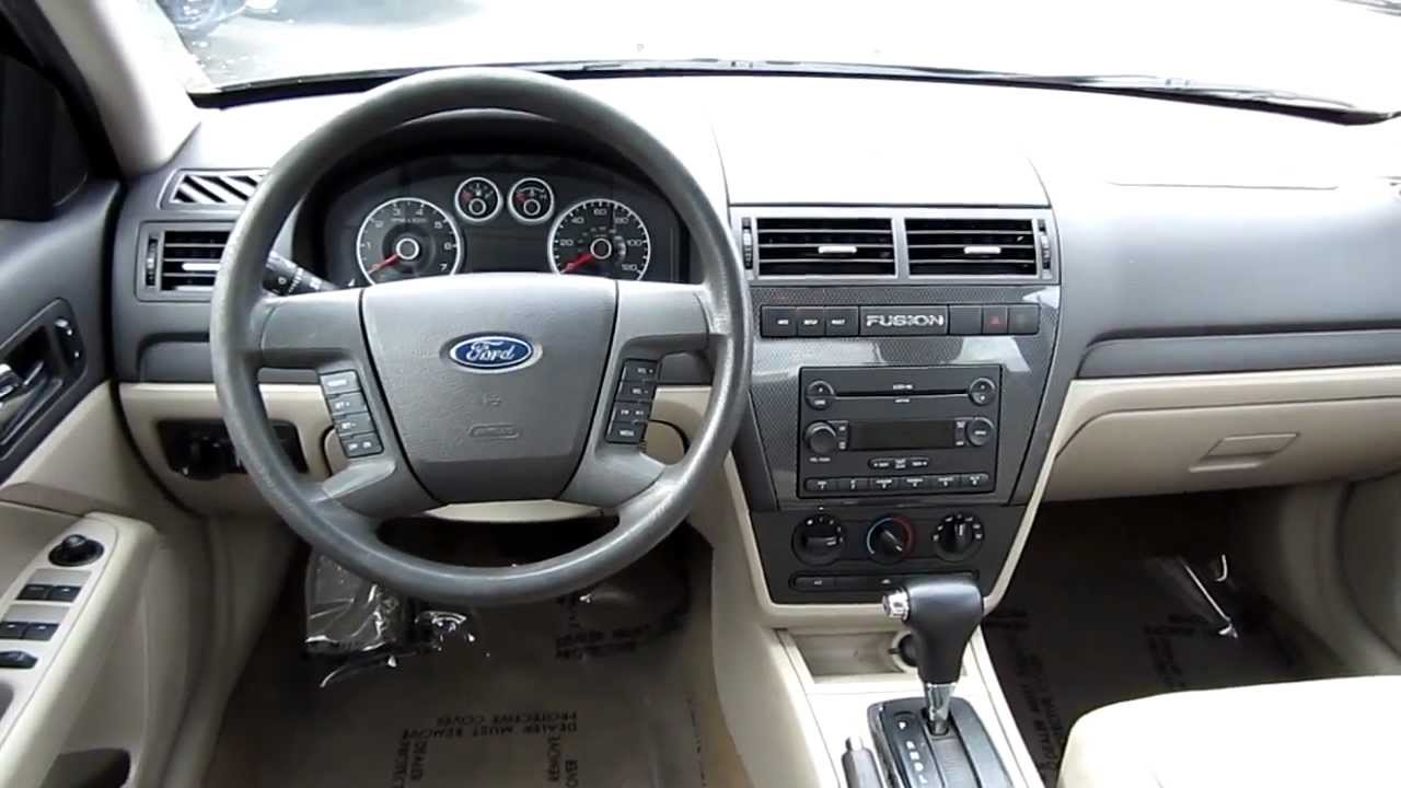 2007 Ford Fusion #5
