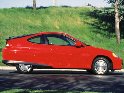 2000 Honda Insight #13
