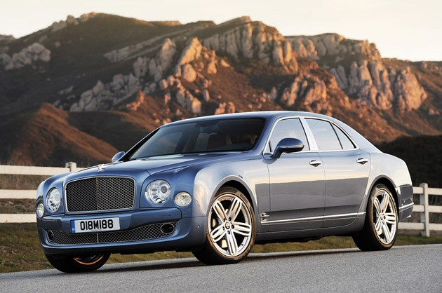 2011 Bentley Continental Flying Spur #13