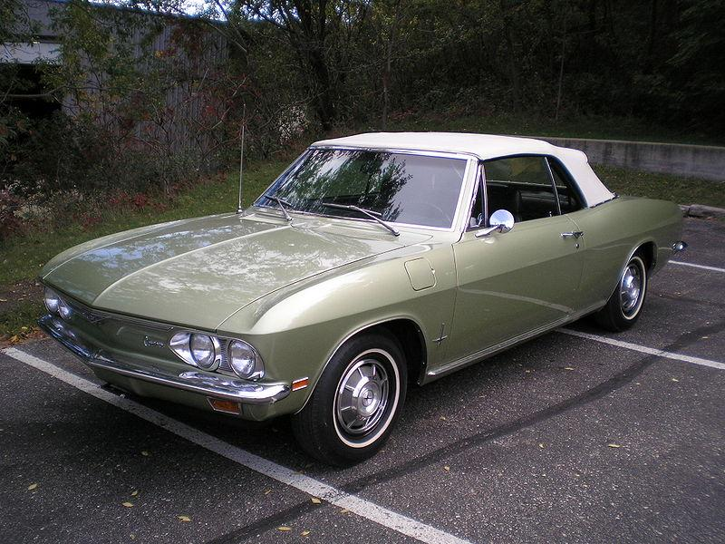 1968 Chevrolet Corvair #2