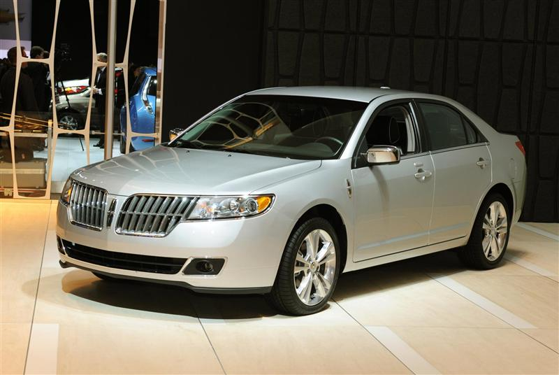 2012 Lincoln Mkz #5