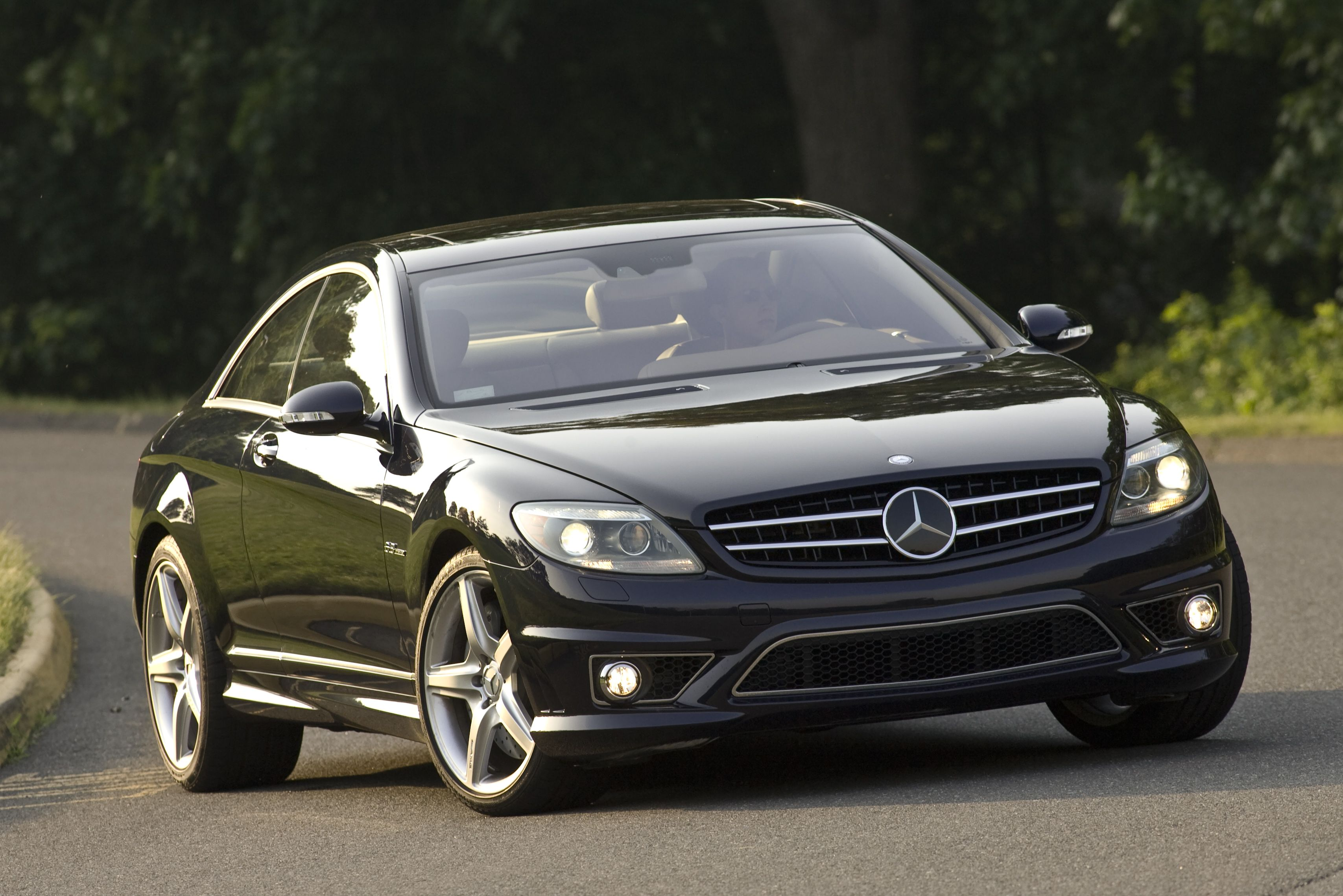 2010 Mercedes-Benz CL #15
