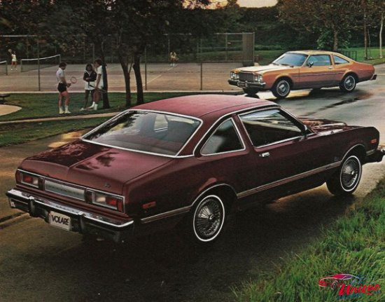 1979 Plymouth Volare #10