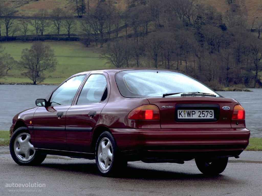 1996 Ford Mondeo #4