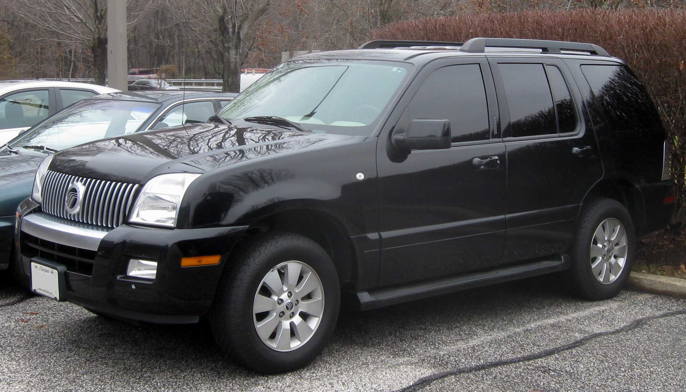 2008 Mercury Mountaineer #5