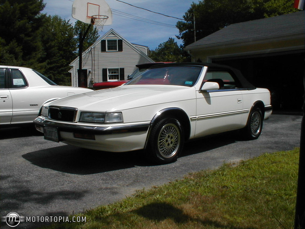 1990 Chrysler Tc #2