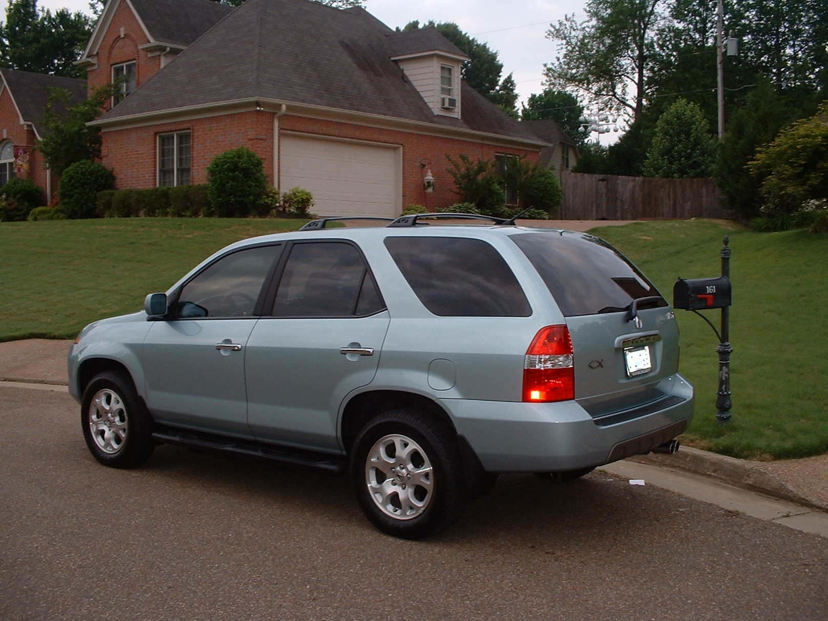 2002 Acura Mdx Photos Informations Articles Bestcarmag Com