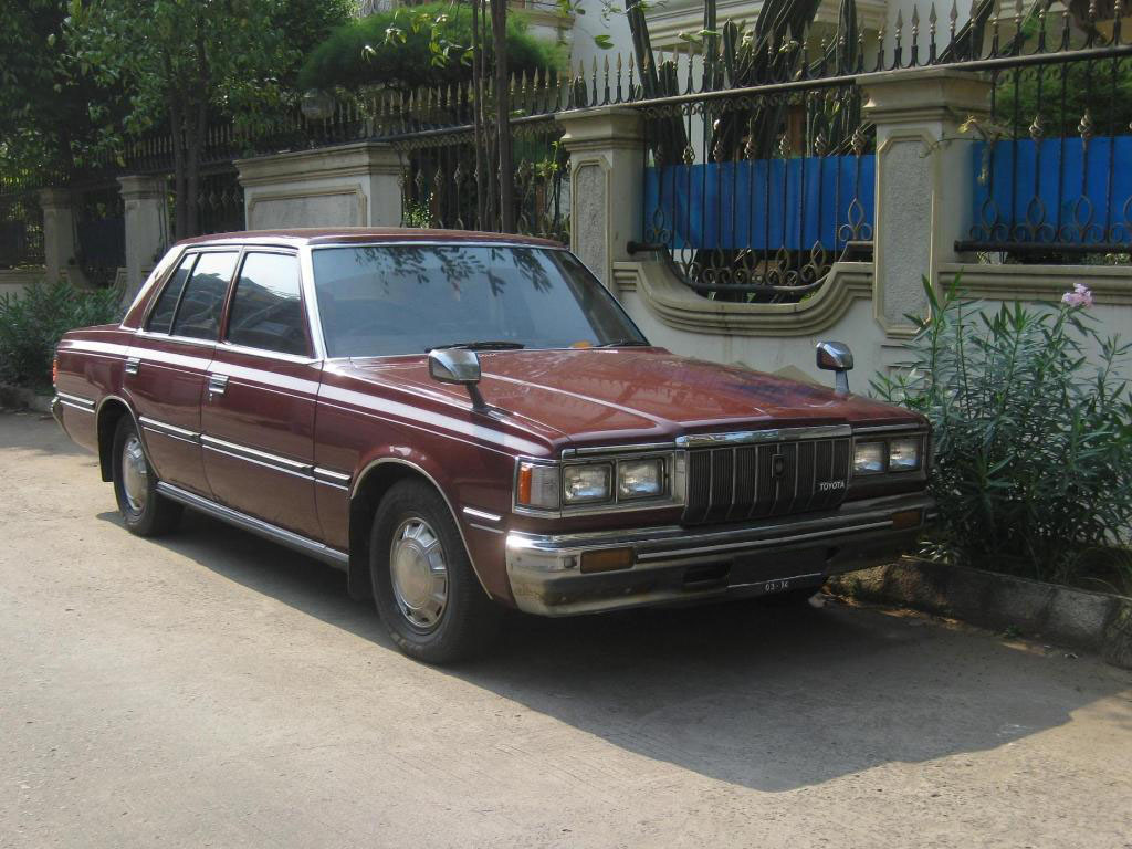 1982 Toyota Crown #12