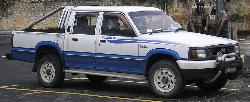 1988 Ford Courier #3