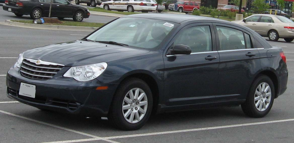 2007 Chrysler Sebring #12