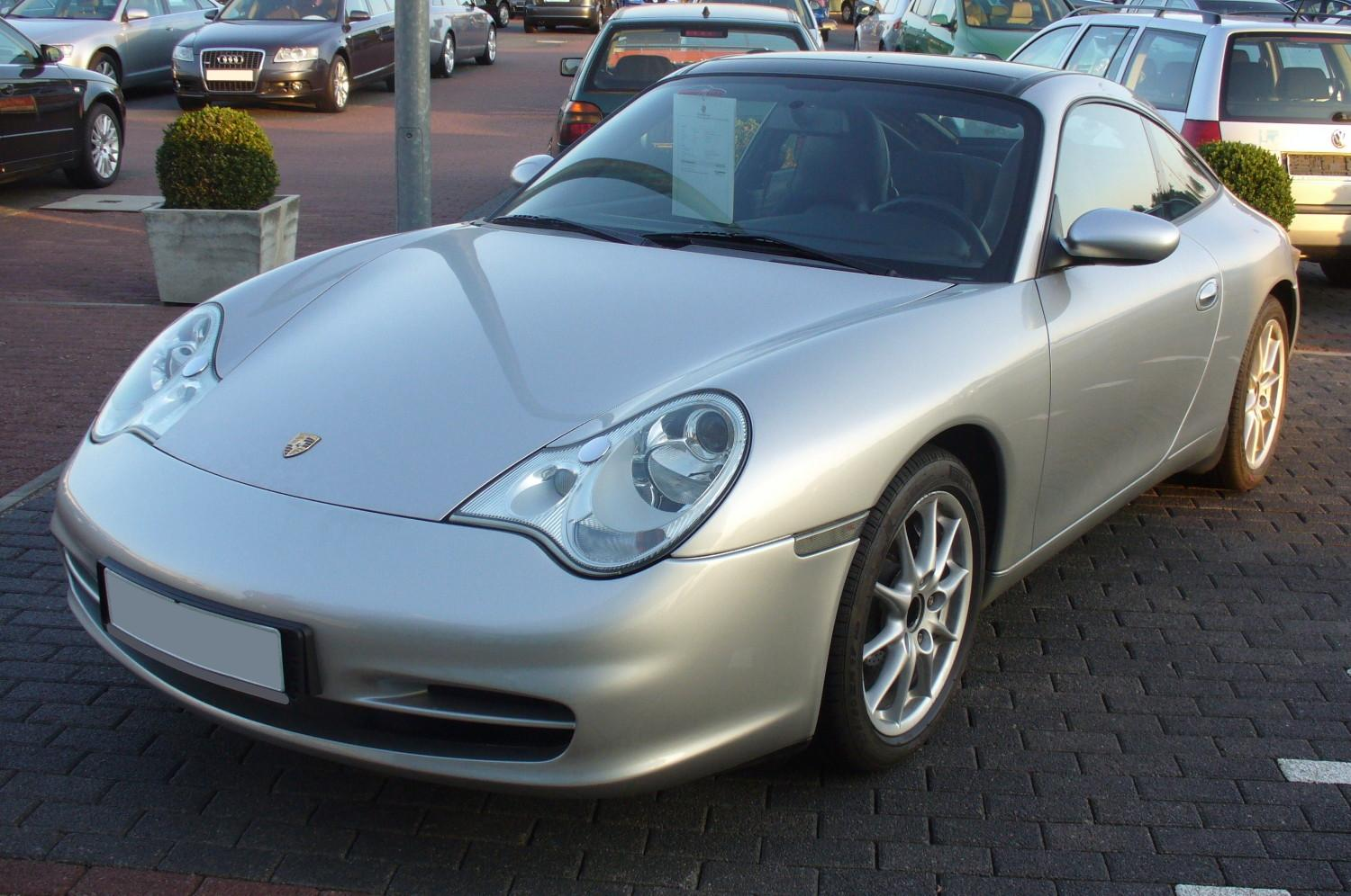 Porsche 996 Photos Informations Articles Bestcarmag Com