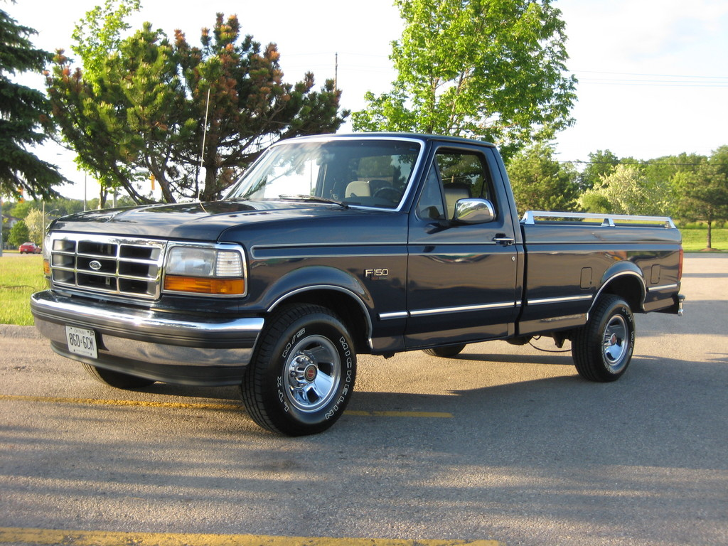 1993 Ford F 150 Photos Informations Articles