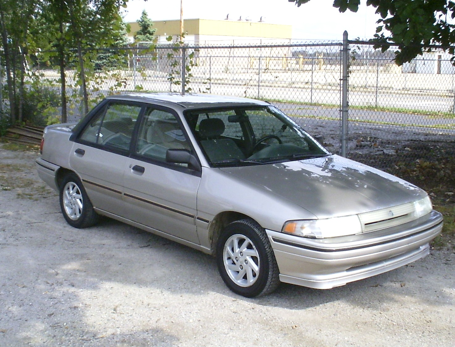 1995 Ford Tracer #10