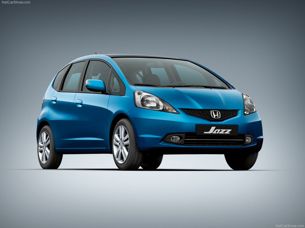 2009 Honda Jazz Photos Informations Articles