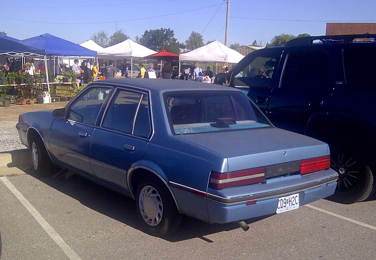 Img on 1987 Buick Lesabre Specifications