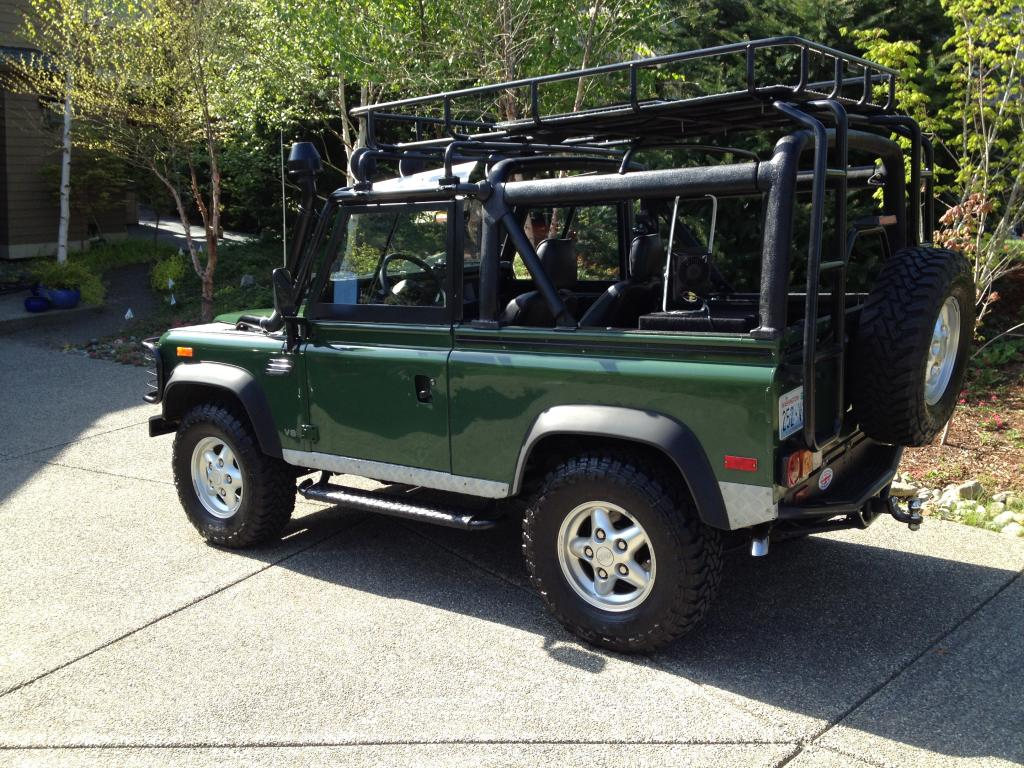 1994 Land Rover Defender #14