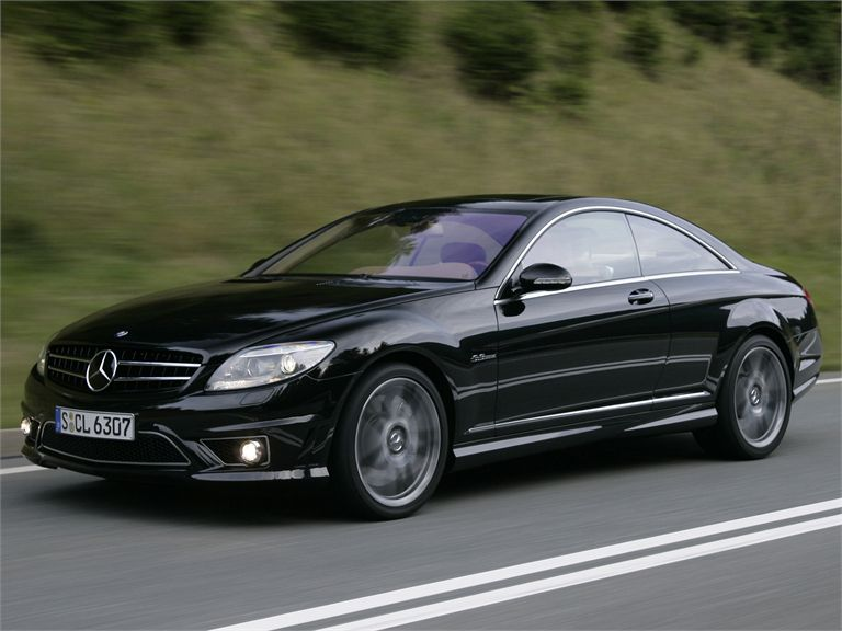 Mercedes-Benz CL #9