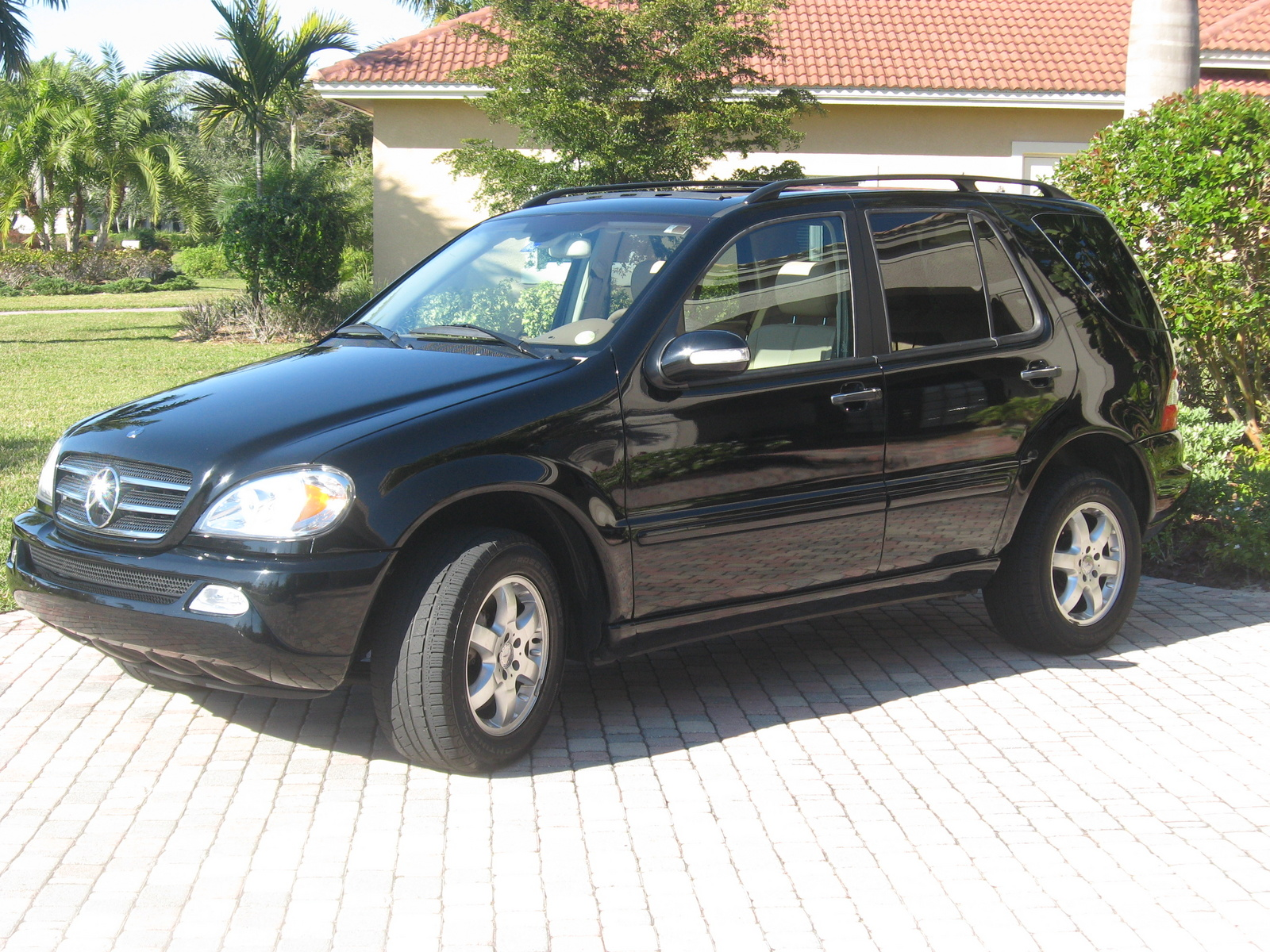 2003 Mercedes-Benz ML #6