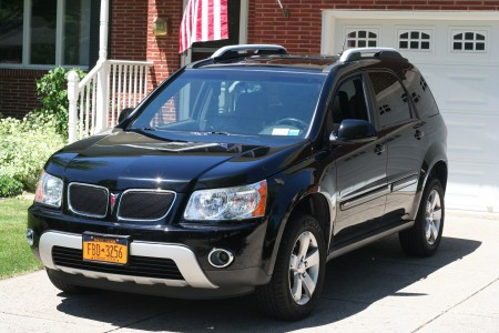 2008 Pontiac Torrent #9
