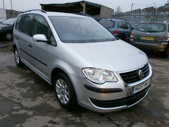 2007 Volkswagen Touran Photos Informations Articles