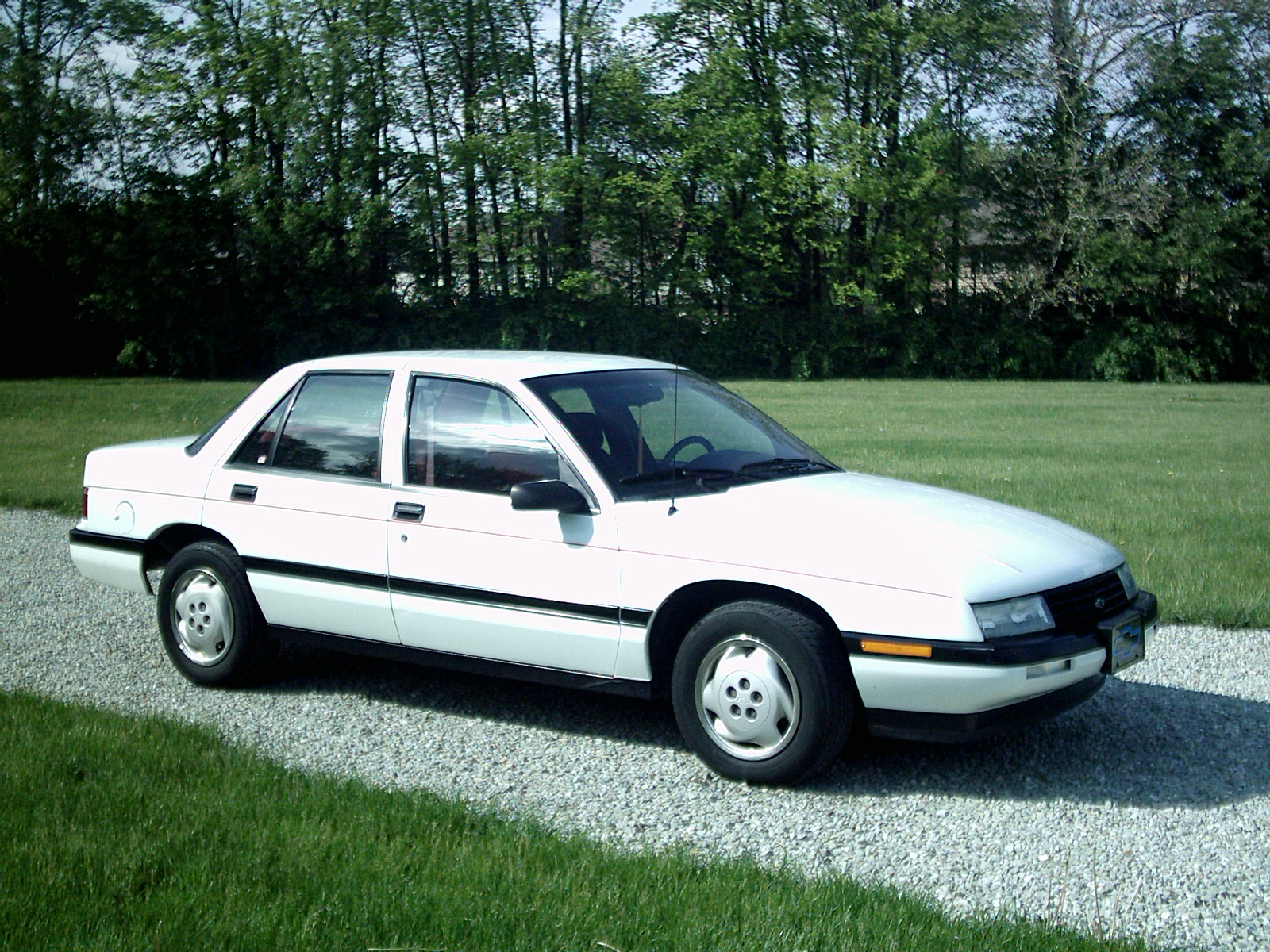 1992 Chevrolet Corsica Photos, Informations, Articles Bestcarmag Com 1988 Chevy  454 Engine Diagram 92 Chevy Corsica 4 Cyl Engine Diagrams