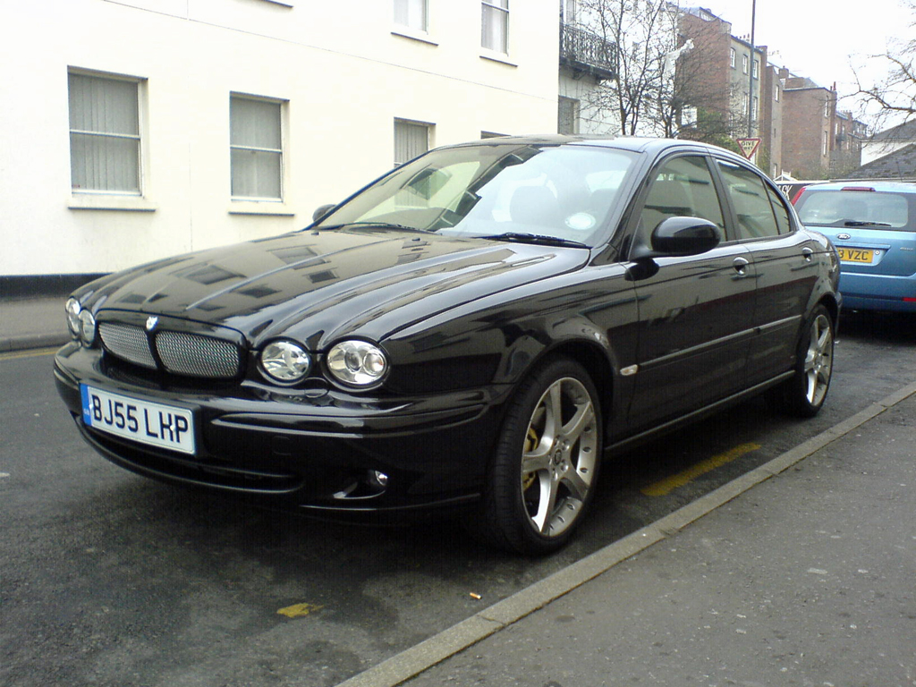 2006 Jaguar X-type #18