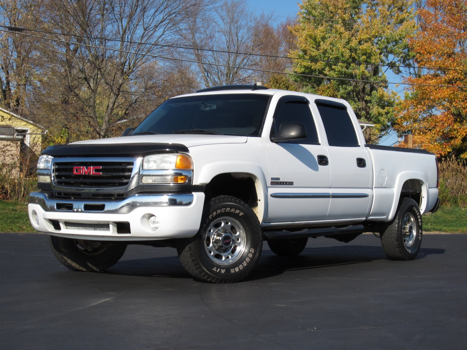 2006 GMC Sierra 2500hd #17