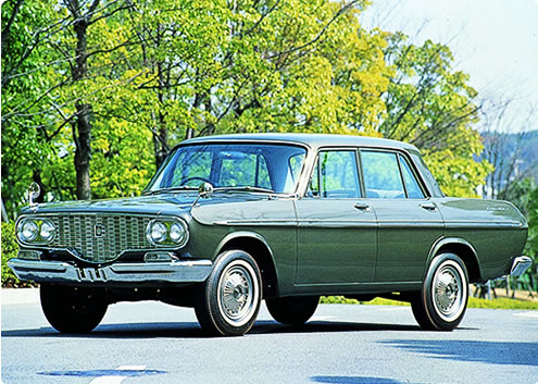 1963 Toyota Crown #2