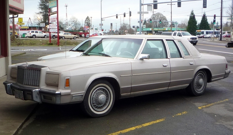 1981 Chrysler Newport #14