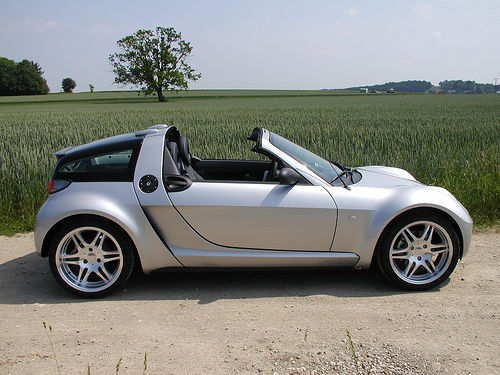 2005 Smart Coupe #12