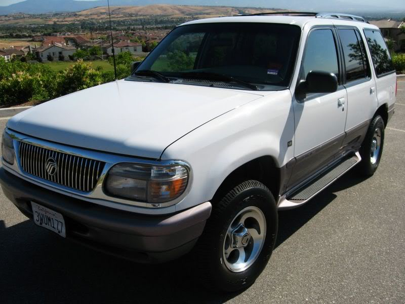 1997 Mercury Mountaineer #11