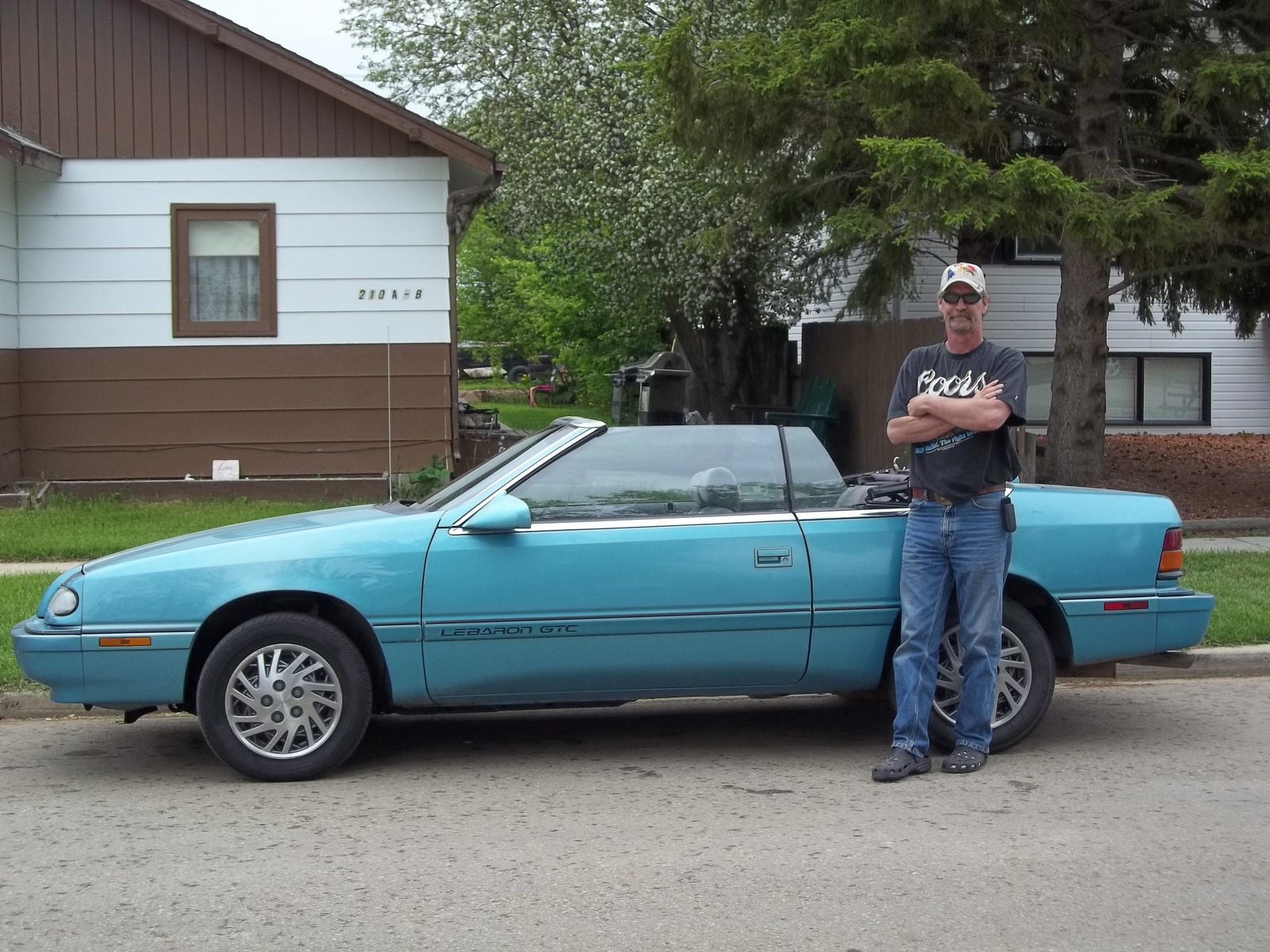 1994 Chrysler Le Baron #12