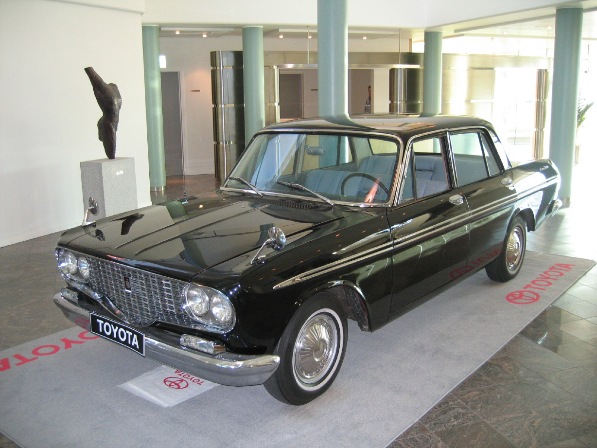 1963 Toyota Crown #3