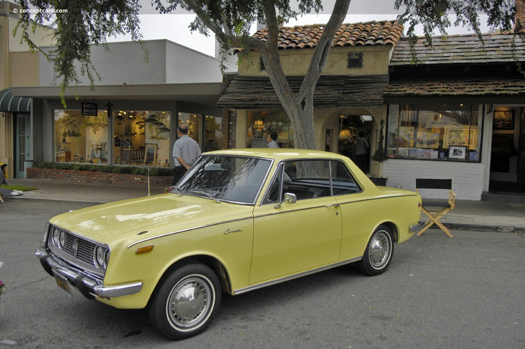 1964 toyota corona photos informations articles. Black Bedroom Furniture Sets. Home Design Ideas